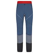 La Sportiva Ode Pant - Skitourenhose - Herren, Blue/Red