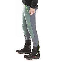 La Sportiva Ode Pant - Skitourenhose - Herren, Light Green/Grey