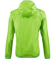 La Sportiva Odyssey GTX - giacca in GORE-TEX - uomo, Green/Light Blue