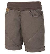 La Sportiva Oliana - pantaloni corti arrampicata - donna, Brown