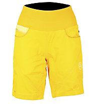 La Sportiva Oliana - pantaloni corti arrampicata - donna, Papaya