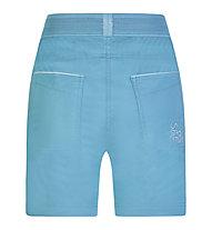 La Sportiva Onyx Short W - Kletterhose - Damen, Light Blue