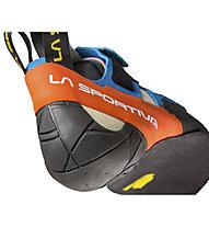 La Sportiva Otaki - Kletter- und Boulderschuh - Herren, Blue/Orange