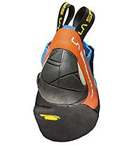 La Sportiva Otaki - scarpette da arrampicata - uomo, Blue/Orange
