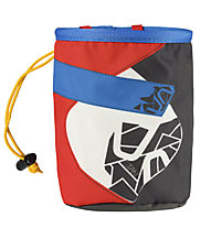 La Sportiva Otaki Chalk Bag - porta magnesite, Red/Blue