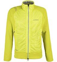 La Sportiva Palü - giacca sci alpinismo - uomo, Yellow