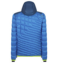 La Sportiva Phase Down - Daunenjacke - Herren, Light Blue/Light Green