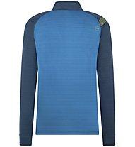 La Sportiva Planet - felpa con zip - uomo, Blue