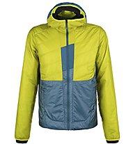 La Sportiva Quake Primaloft - giacca con cappuccio sci alpinismo - uomo, Yellow