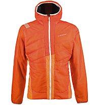 La Sportiva Quake Primaloft - giacca con cappuccio - uomo, Orange