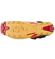 La Sportiva Raceborg - Skitourenschuh, Black/Yellow/Red