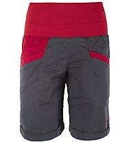 La Sportiva Ramp - pantaloni corti arrampicata - donna, Red/Grey