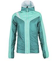 La Sportiva Roseg Primaloft - giacca sci alpinismo - donna, Green
