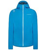 La Sportiva Run JKT - Trailrunning Jacke - Damen, Blue