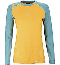 La Sportiva Saturn - Skitouren Sportwäsche - Damen, Yellow