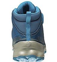 La Sportiva Scout - Wanderschuh - Kinder, Blue