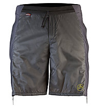 La Sportiva Shakkar pantaloni corti PrimaLoft, Grey