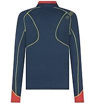 La Sportiva Shamal - Fleecejacke Bergsport - Herren, Blue/Red/Yellow