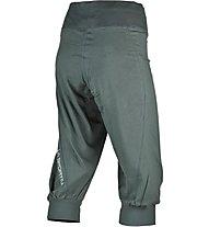 La Sportiva shiobara Damen Kletterhose 3/4, Grey