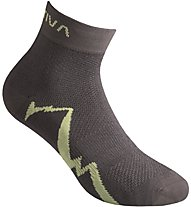 La Sportiva Short Distance - calzini trail running - uomo, Grey