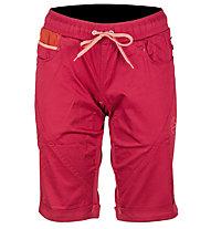 La Sportiva Siurana - pantaloni corti arrampicata - donna, Red