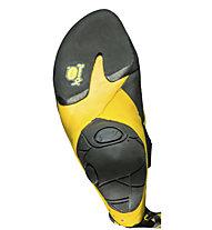 La Sportiva Skwama - Kletter- und Boulderschuh - Herren, Black/Yellow