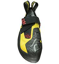 La Sportiva Skwama - scarpette da arrampicata - uomo, Black/Yellow