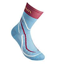 La Sportiva Sky - Trailrunning-Socken, Red