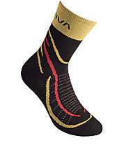 La Sportiva Sky - Trailrunning-Socken, Yellow