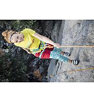 La Sportiva Solo Leggings Damen Kletter- und Boulderhose lang, Green/Blue