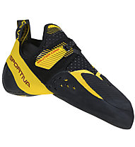 La Sportiva Solution Comp - scarpette da arrampicata - uomo, Black