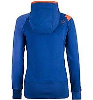 La Sportiva Squamish - pullover montagna - donna, Blue