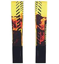 La Sportiva Stasis - Armwärmer - Herren, Yellow/Black