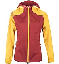La Sportiva Storm Fighter 2.0 - GORE-TEX Winterjacke mit Kapuze - Damen, Red