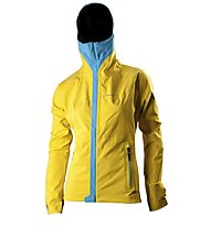La Sportiva Storm Fighter GTX Jkt W Giacca Antipioggia, Yellow