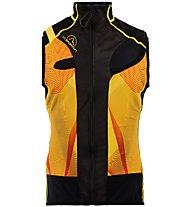 La Sportiva Stratos Racing - Skitourenweste - Herren, Black/Yellow