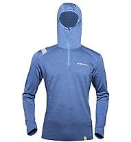 La Sportiva Stratosphere - Kapuzenpullover Klettern - Herren, Dark Sea Blue