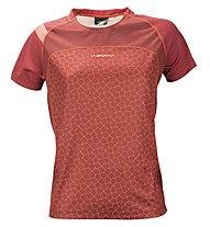 La Sportiva Summit T-Shirt Damen, Red