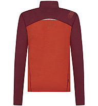 La Sportiva Swift Long Sleeve - maglia tecnica a manica lunga - donna, Orange/Red