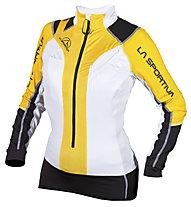 La Sportiva Syborg Racing Jacke Damen, White