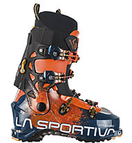 La Sportiva Synchro - Freerideschuh, Dark Blue/Orange