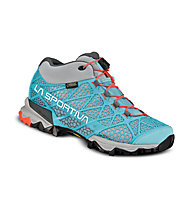 La Sportiva Synthesis GORE-TEX SURROUND Damen Trailrunning- und Trekkingschuh, Ice Blue