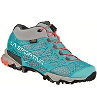La Sportiva Synthesis GORE-TEX SURROUND Damen Trailrunning- und Trekkingschuh, Blue