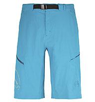 La Sportiva Taka Bermuda - kurze Wander- und Trekkinghose - Herren, Light Blue