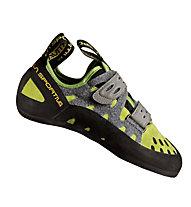 La Sportiva Tarantula Scarpette da arrampicata, Kiwi/Grey