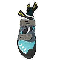 La Sportiva Tarantula - Scarpette da arrampicata - donna, Light Blue