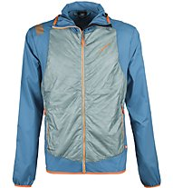 La Sportiva Task Hybrid - giacca ibrida - uomo, Blue