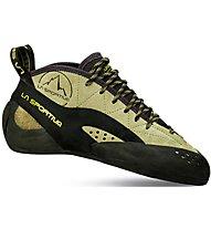 La Sportiva Tc Pro - scarpette da arrampicata - uomo, Green