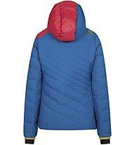 La Sportiva Tempest Down - giacca in piuma - donna, Blue/Pink