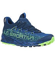 La Sportiva Tempesta GTX - scarpe trail running - uomo, Blue/Green